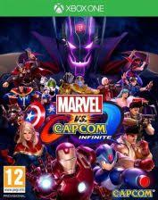 MARVEL VS CAPCOM INFINITE XONE