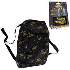 SPACE INVADERS POP UP BACKPACK