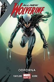 ALL NEW WOLVERINE ODPORNA