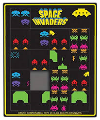 SPACE INVADERS PUZZLE CASSE TETE