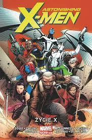 ASTONISHING X MEN ŻYCIE X TOM 1