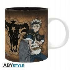 BLACK CLOVER MUG 320 ML ASTA YUNO