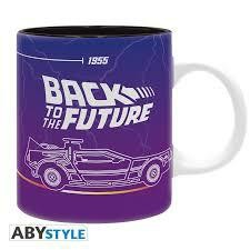 BACK TO FUTURE MUG 320 121 GW