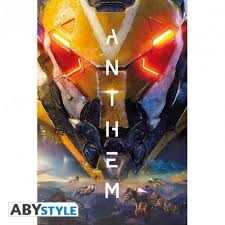 ANTHEM POSTER JAVELIN