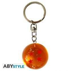 DRAGON BALL KEY CHAIN 3D DBZ DRAGON BALL