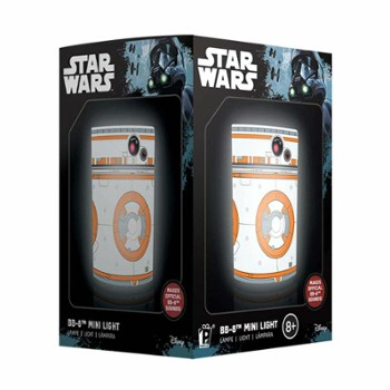 STAR WARS MINI LAMPE USB BB8