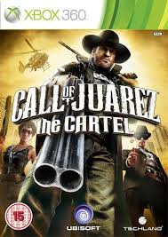 CALL OF JUAREZ THE CARTEL X360