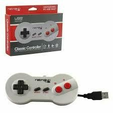 NES CONTROLLER USB DOGBONE STYLE