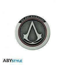 ASSASSINS CREED PIN CREST