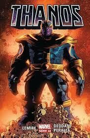 MARVEL NOW THANOS TOM 1