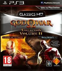GOD OF WAR : COLLECTION VOLUME II