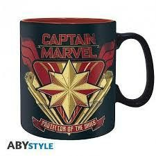 MARVEL MUG 460 ML CAPTAIN MARVEL
