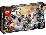 LEGO STAR WARS SKI SPEEDER VS FIRST ORDE