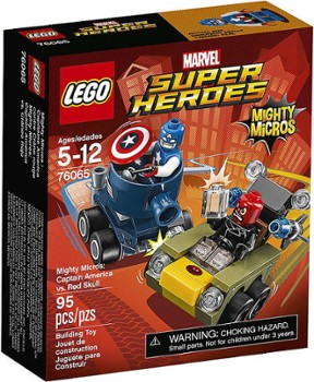 LEGO MARVEL SUPER HEROES MIGHTY MICROS S