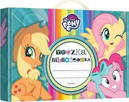 MY LITTLE PONY TECZKA BIBLIOTECZKA