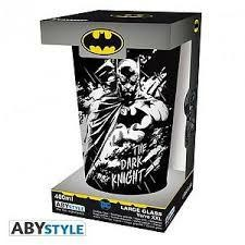 DC COMICS VERRE XXL 400 ML BATMAN JOKER