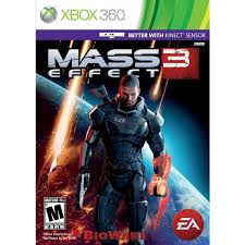 MASS EFFECT 3  C X360 edition collection