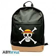 ONE PIECE BACKPACK SKULL