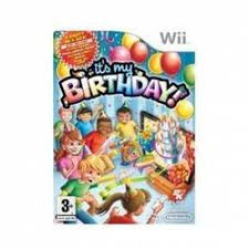 ITS MY BIRTHDAY SOLUS WII