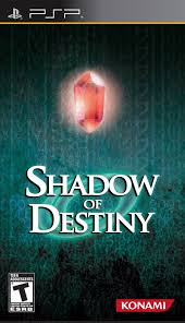 SHADOW OF DESTINY PSP