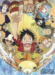 ONE PIECE POSTER NEW WORLD 52X38