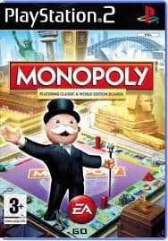 MONOPOLY PS2