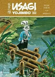 USAGI YOIJIMBO SAGA TOM 6