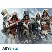 ASSASSINS CREED POSTER GROUP