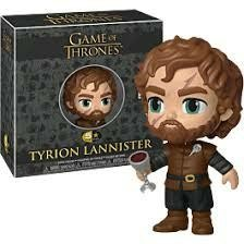 GAME OF THRONES POP 5 STAR TYRION