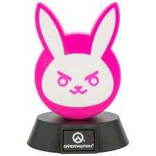 OVERWATCH D VA ICON LIGHT