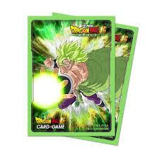PC DRAGON BALL SUPER DECK PRO BROLY