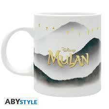 DISNEY MUG 320 ML MULAN FRESQUE