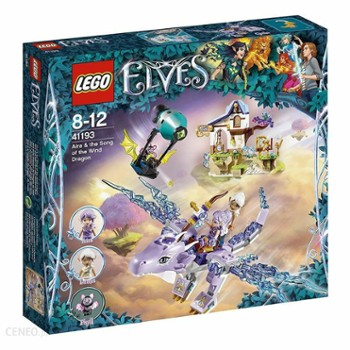LEGO ELVES AIRA THE SONG OF THE WIND
