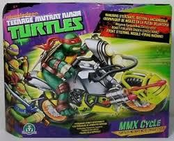 TMNT MMX CYCLE