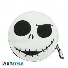 NIGHTMARE BEFORE XMAS COIN PURSE