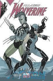 MARVEL NOW ALL NEW WOLVERINE SIEROTY X
