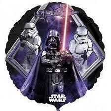 INFLATABLE FOIL BALLOON STAR WARS