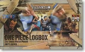 ONE PIECE LOG BOX IMPEL DOWN VER