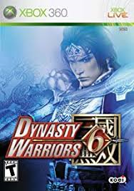 DYNASTY WARRIORS 6 X360