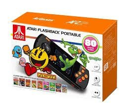 ATARI FLASHBACK PORTABLE CONSOLE RETRO