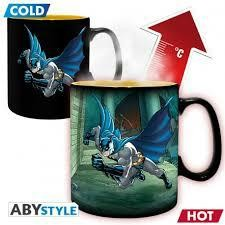 DC COMICS MUG HEAT CHANGE 460 ML BATMAN