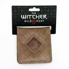 THE WITCHER LOGO WALLET