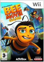 BEE MOVIE /WII