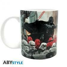 STAR WARS MUG 320 ML BATAILLE EMPIRE
