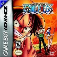 ONE PIECE SHONEN JUMPS GBA
