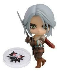 THE WITCHER 3 WILD HUNT NENDROID CIRI