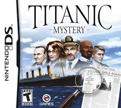 TITANIC MYSTERY NDS