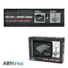 GAME OF THRONES PCK WALLET KEYRING