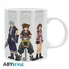 KINGDOM HEARTS MUG 320 ML HEROES