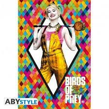 DC COMICS POSTER BIRDS OF PREY